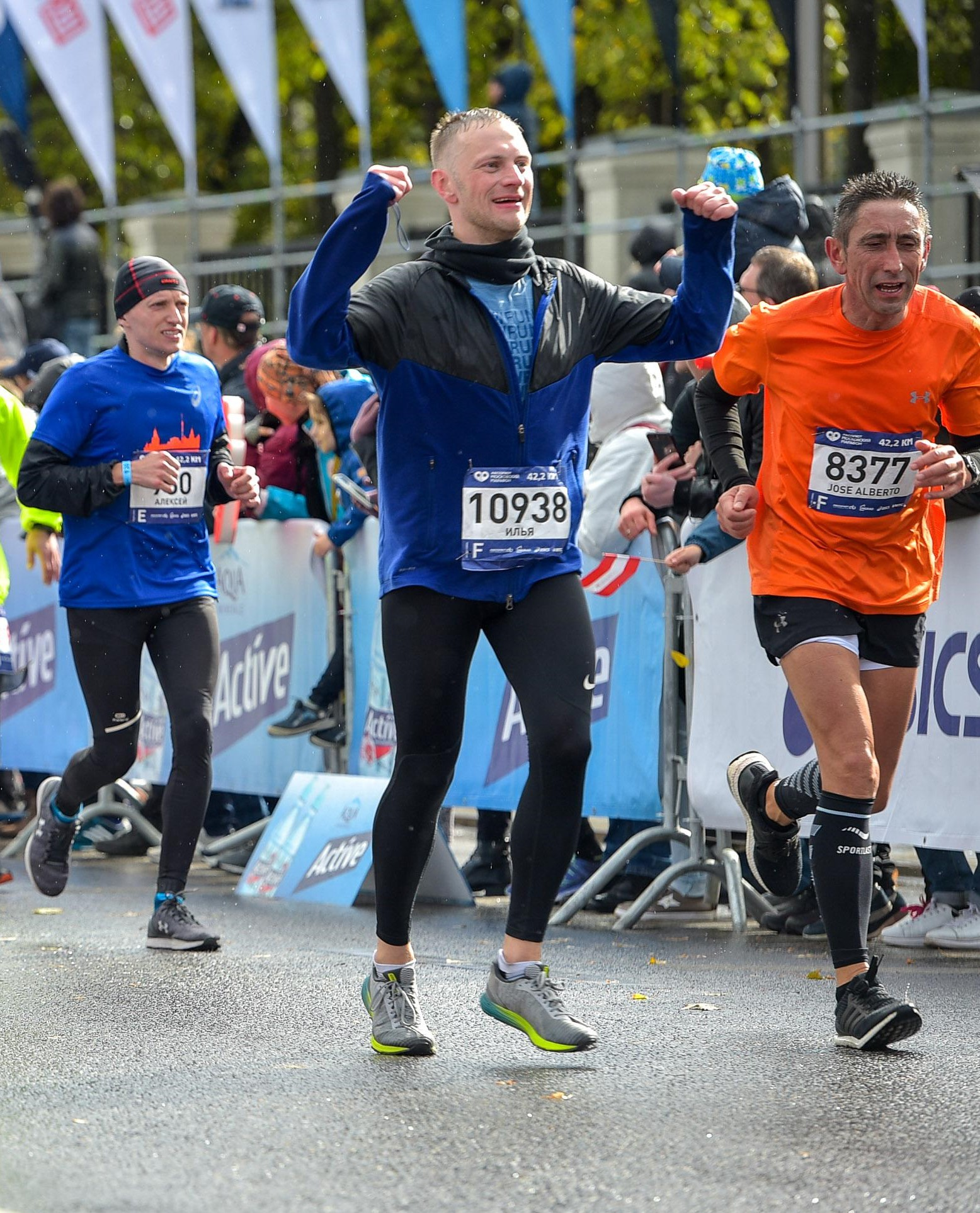 Ilya Trofimov, Consulting Group TEAM: How to finish successfully in the Largest Russian Marathon