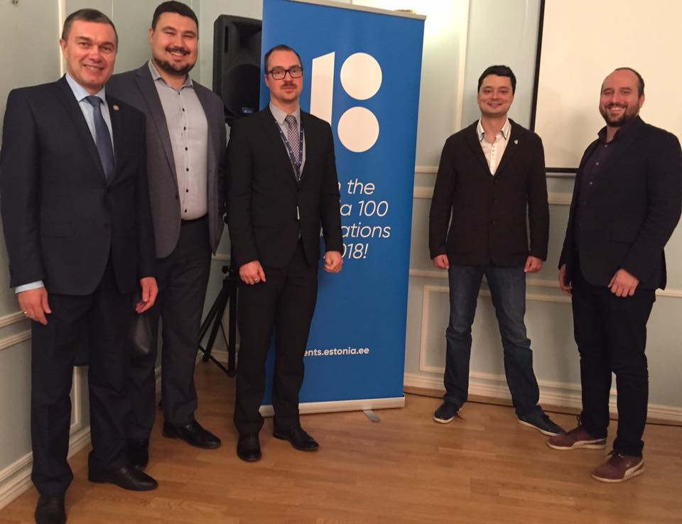 TEAM co-organized the Russian-Estonian business forum