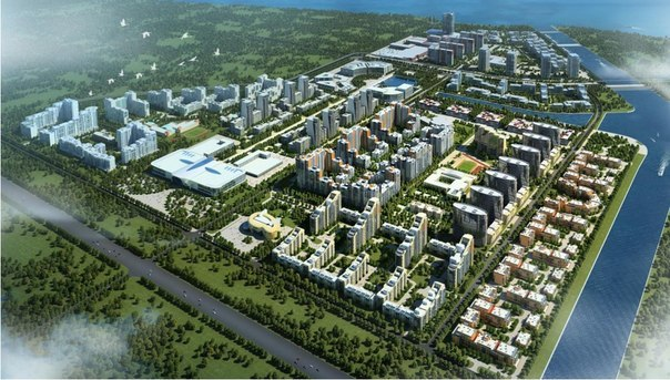 Green light to new residential development in Saint-Petersburg